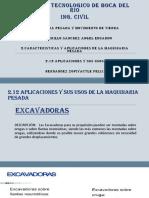 MAQUINARIA PESADA Y MOVIMIENTO DE TIERRA