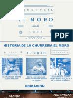 Expo de La Churreria El MORO