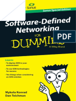 Software-Defined Networking for Dummies