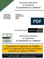 Abraest Quinta Tecnica Crea Df Prof Paulo Rogerio 20150528