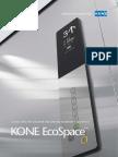 Elevador Kone Ecospace