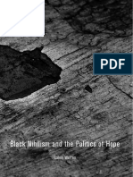 Warren Black Nihilism the Politics of Hope