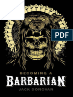 Becoming a Barbarian - Jack Donovan
