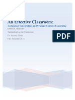 an effective classroom