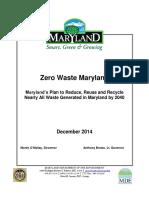 Zero Waste Maryland