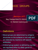 03. Blood Groups