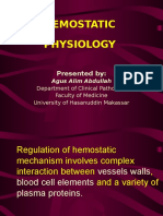 02. Hemostatis Physiology