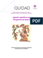 Agenda Legislativa de Género Version Linea