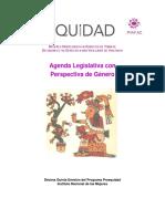 Agenda Legislativa de Género Version Linea