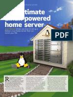 Linux Home Server