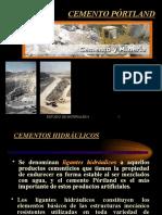 1a Cemento Portland Ppt (2010) Claset