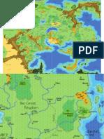 Map Greyhawk