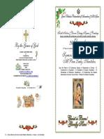 2016-26 Dec-matins & Div Lit-nativity