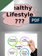 Slide Show Healthy Lifestyle RSUK Tebet