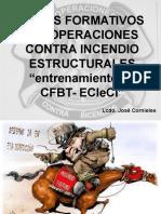Retos Formativos en Operaciones Contra Incendios