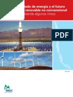 ERNC en Chile Derribando Algunos Mitos (1)