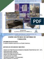 Diseño Geotecnico y Estructural