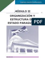 Derecho Constitucional II MOD II