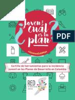 #JóvenesEnElPlan.pdf - Cartilla de Herramientas Para La Incidencia Juvenil en Planes de Desarrollo en Colombia