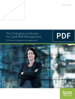 Changing Landscape for Credit Risk Management 108453