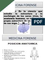 Medicina Legal Anatomia
