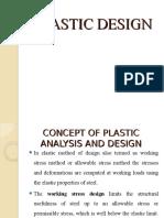 Ch-8 Plastic Design
