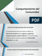 03 Comportamiento Del Consumidor
