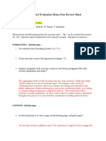 evalmemo peer review sheet- from ifixit