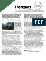 Summer 2008 Newsletter