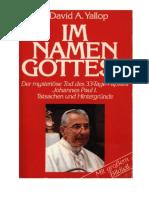 Dr. Karl Hase - Kirchengeschichte