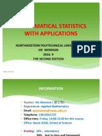 Statistics Chapter 2 XWX