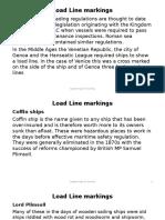 IMU Load line markings.pptx