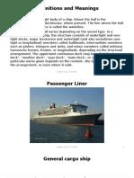 IMU Ship dimensions
