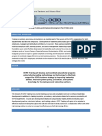 o Cfo Training Strategic Plan