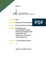 Informe de Management
