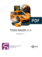 Toon Racer Documentation
