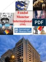 Fondul Monetar International (FMI)