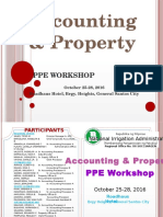 PPE Workshop 10.25.28.2016