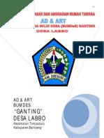 Ad Dan Art Bumdes Ganting