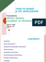 introductiontosmartsensorsitsapplication-110224140522-phpapp02
