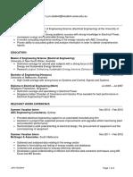 Info Sheet Active Verbs