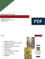 Liderazgo Personal  a través de la figura de Alejandro Magno