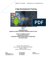 Android App Development Tutorial | Android App Development Online Training