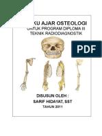 Bahan Ajar Osteologi