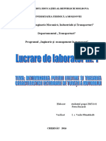 Lucrare de Laborator Nr.1