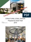 steel design project