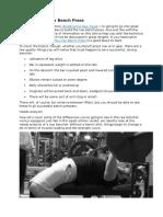 Deadlift - Weak Points