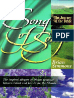 Song of Songs_ the Journey of t - Brian Simmons