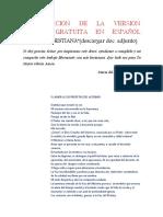 Presentacion Del Libro -Profecia Cristiana en Español