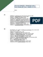 Bibliografía Recomendada 2015-2016